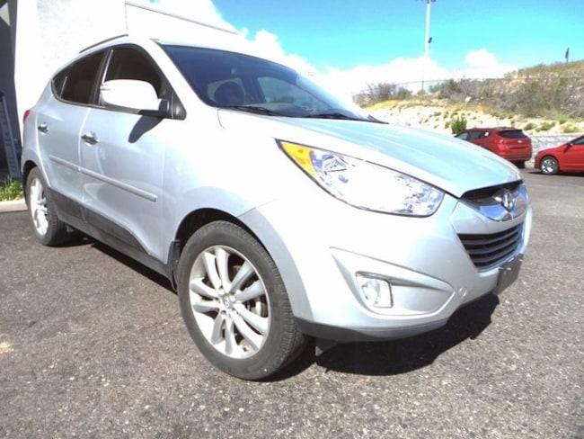 2010 Hyundai Tucson SUV