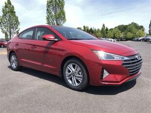2019 Hyundai Elantra SEL Sedan