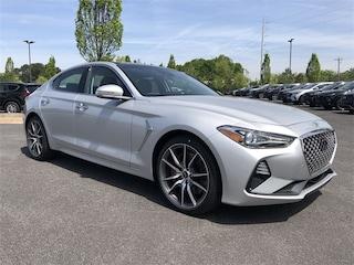New 2019 Genesis G70 3.3T Advanced Sedan KMTG74LE2KU024189 for Sale in Cumming, GA