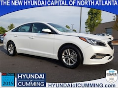 Bargain Used 2015 Hyundai Sonata ECO Sedan for Sale in Cumming, GA