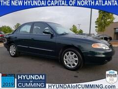 Bargain Used 2000 Hyundai Elantra GLS Sedan for Sale in Cumming, GA