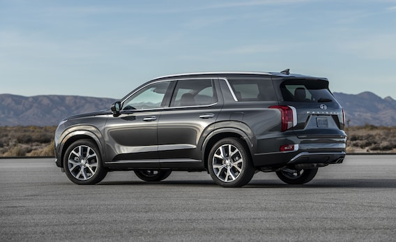 2020 Hyundai Palisade in Cumming, GA! | Hyundai of Cumming