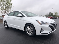 New 2019 Hyundai Elantra SEL Sedan for Sale in Cumming, GA