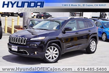 2015 Jeep Cherokee Limited FWD  Limited