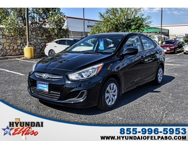 Cars For Sale El Paso >> Certified Pre Owned Vehicles Hyundai Of El Paso