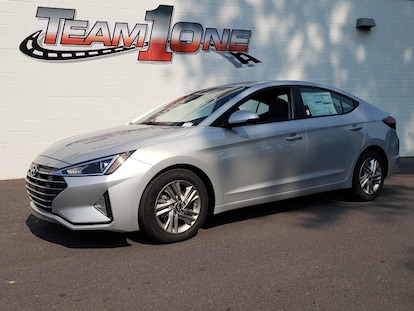 New 2020 Hyundai Elantra For Sale at Team One Hyundai of