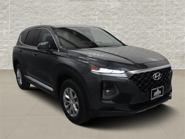 New  2019 Hyundai Santa Fe SE Wagon For Sale in Jefferson City, MO