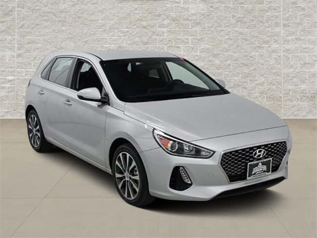 New  2019 Hyundai Elantra GT Base Hatchback For Sale in Jefferson City, MO