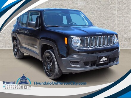 Used 2018 Jeep Renegade Sport SUV for sale in Jefferson City, MO