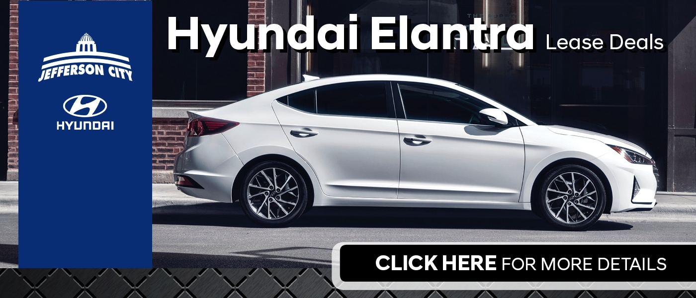Hyundai Elantra Lease Offer