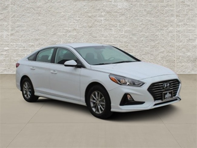 New  2019 Hyundai Sonata SE Sedan For Sale in Jefferson City, MO