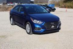 New 2021 Hyundai Accent SEL Sedan in Jeffernson City, MO