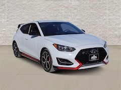 New 2020 Hyundai Veloster N Hatchback in Jeffernson City, MO