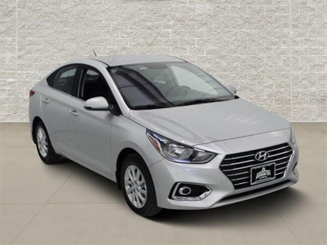 New  2019 Hyundai Accent SEL Sedan For Sale in Jefferson City, MO