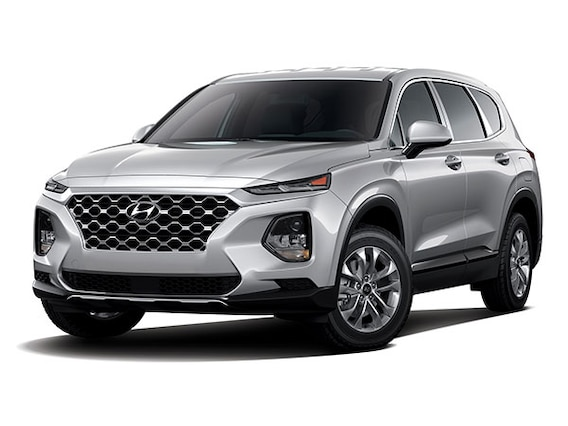 2019 Hyundai Santa Fe Lease Deal: $269/mo for 36 Months