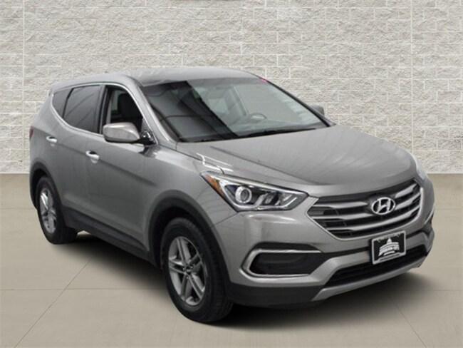 Used 2017 Hyundai Santa Fe Sport 2.4 Base SUV in Jefferson City