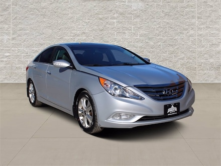 Used 2012 Hyundai Sonata Limited Sedan for sale in Jefferson City, MO