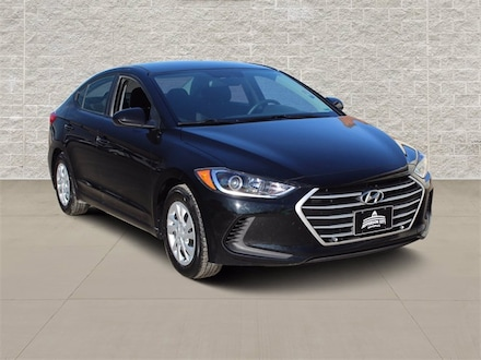 Used 2018 Hyundai Elantra SE Sedan for sale in Jefferson City, MO