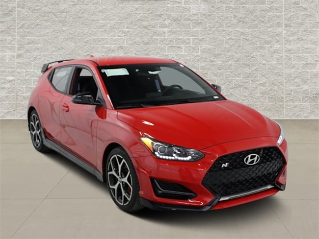 New  2019 Hyundai Veloster N Hatchback For Sale in Jefferson City, MO