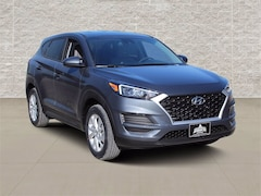 New 2021 Hyundai Tucson SE SUV in Jeffernson City, MO