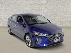 New 2019 Hyundai Ioniq Hybrid Limited Hatchback in Jeffernson City, MO