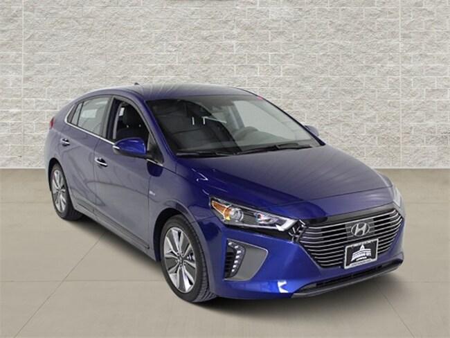 New  2019 Hyundai Ioniq Hybrid Limited Hatchback For Sale in Jefferson City, MO