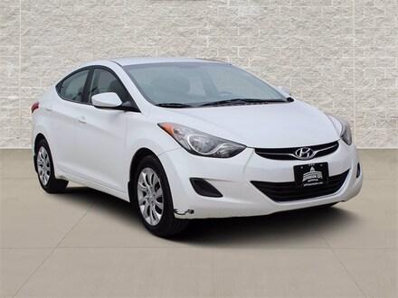 Used 2013 Hyundai Elantra GLS Sedan for sale in Jefferson City, MO