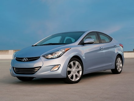 Used 2013 Hyundai Elantra GLS Sedan for sale in Jefferson City, MO