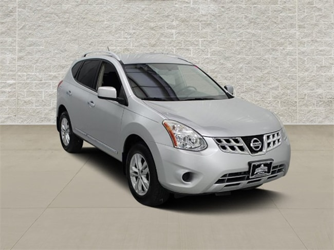 Used 2012 Nissan Rogue SV SUV in Jefferson City