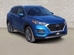 New 2021 Hyundai Tucson SEL SUV in Jeffernson City, MO