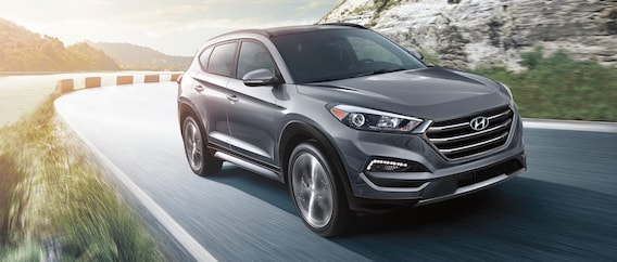 2019 Hyundai Tucson Trim Levels: SE vs  Value vs  SEL vs  Sport