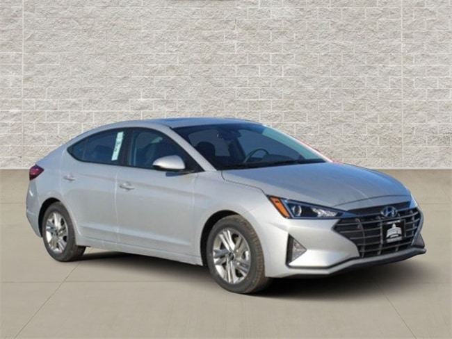 New  2019 Hyundai Elantra Value Edition Sedan For Sale in Jefferson City, MO