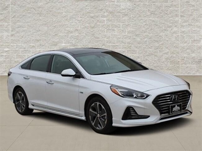 New  2019 Hyundai Sonata Hybrid Limited Sedan For Sale in Jefferson City, MO