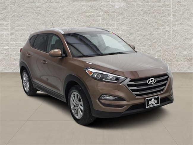 Used 2016 Hyundai Tucson SE SUV in Jefferson City