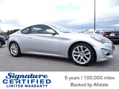 2013 Hyundai Genesis Coupe 3.8 Grand Touring w/ Leather Heated Seats Coupe