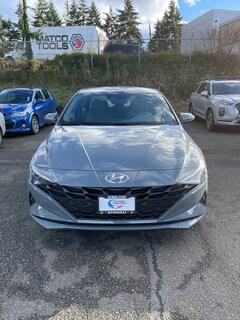 New 2021 Hyundai Elantra SE (IVT) Sedan for sale in Kirkland, WA