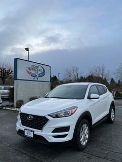 New 2021 Hyundai Tucson SE SUV for sale in Kirkland, WA