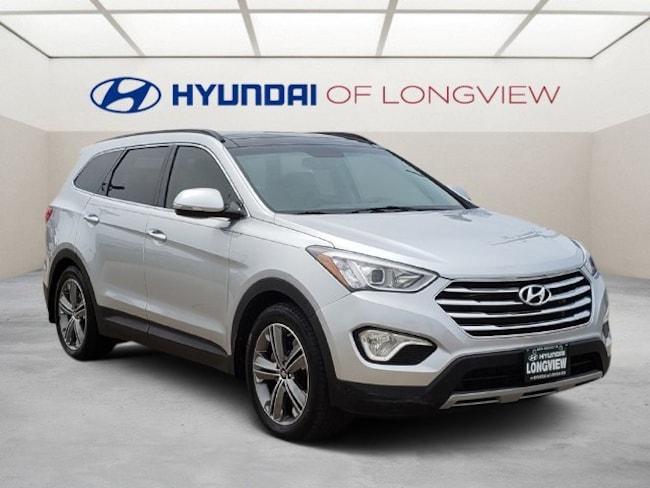 2014 Hyundai Santa Fe Limited For Sale >> Used 2014 Hyundai Santa Fe For Sale At Hyundai Of Longview Vin