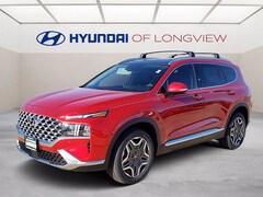 2021 Hyundai Santa Fe Limited (DCT) Front-wheel Drive