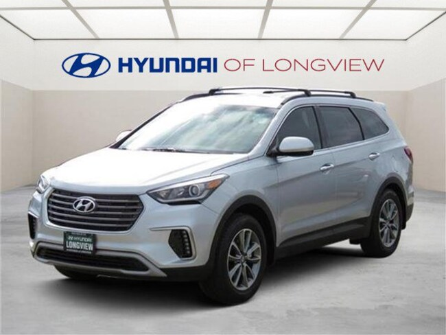 2019 Hyundai Santa Fe XL SE Front-wheel Drive