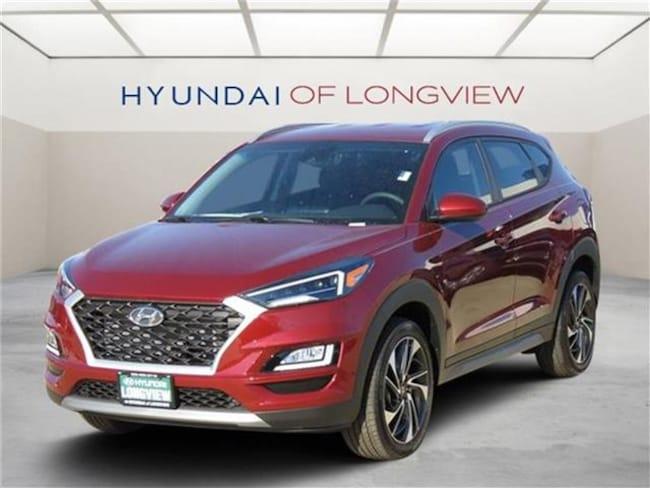 2019 Hyundai Tucson Sport Front-wheel Drive