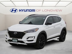 2019 Hyundai Tucson Night Front-wheel Drive