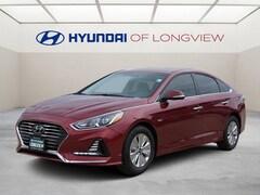 2018 Hyundai Sonata Hybrid SE Sedan