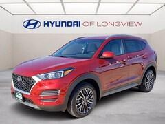 2021 Hyundai Tucson SEL Front-wheel Drive