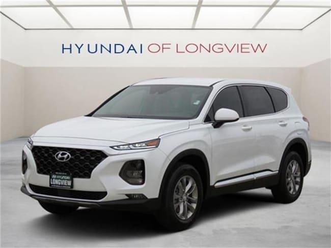 2019 Hyundai Santa Fe SEL 2.4 Front-wheel Drive