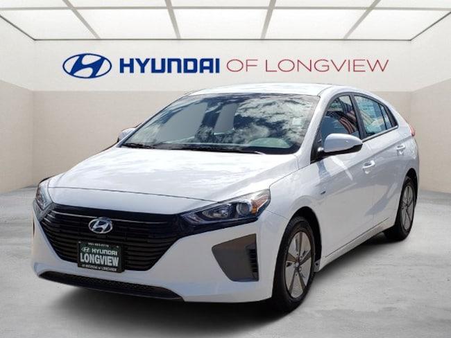 Hyundai Of Longview >> New 2019 Hyundai Ioniq Hybrid For Sale Longview Tx Ku160075