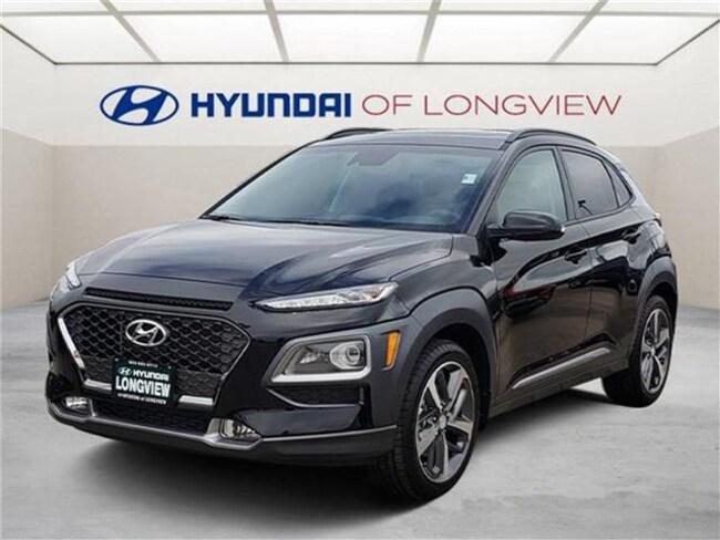 2019 Hyundai Kona Limited Front-wheel Drive