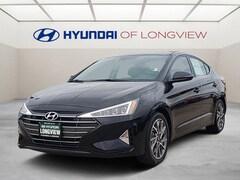 2020 Hyundai Elantra Limited Sedan