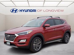 2021 Hyundai Tucson Limited Front-wheel Drive