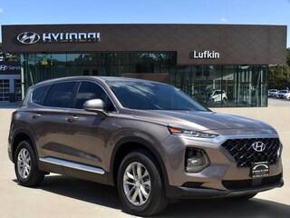 New 2020 Hyundai Santa Fe SE 2.4 SUV For Sale in Lufkin TX